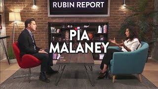 Pia Malaney and Dave Rubin: Economics and Politics (Full Interview)