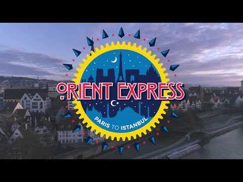Orient Express 2019