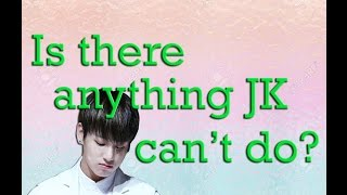 Video Is there ANYTHING Jungkook CAN'T do? (From Run BTS!) download MP3, 3GP, MP4, WEBM, AVI, FLV Juli 2018