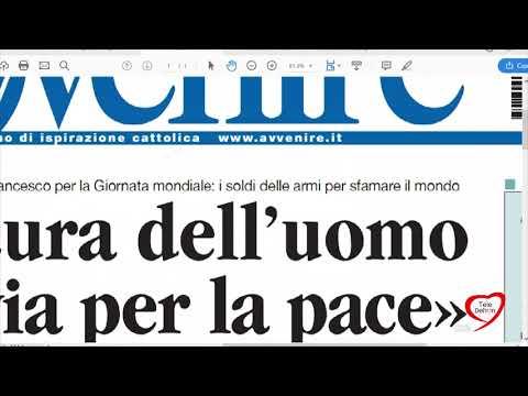 I giornali in edicola - la rassegna stampa 18/12/2020