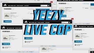 yCopp - Adidas Yeezy Bot Live Cop
