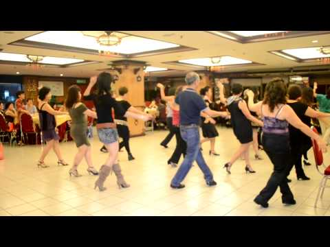 Line Dance - Only Dreamers 23 July 2011