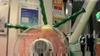 Spiral Magnus Wind Power Turbine : DigInfo
