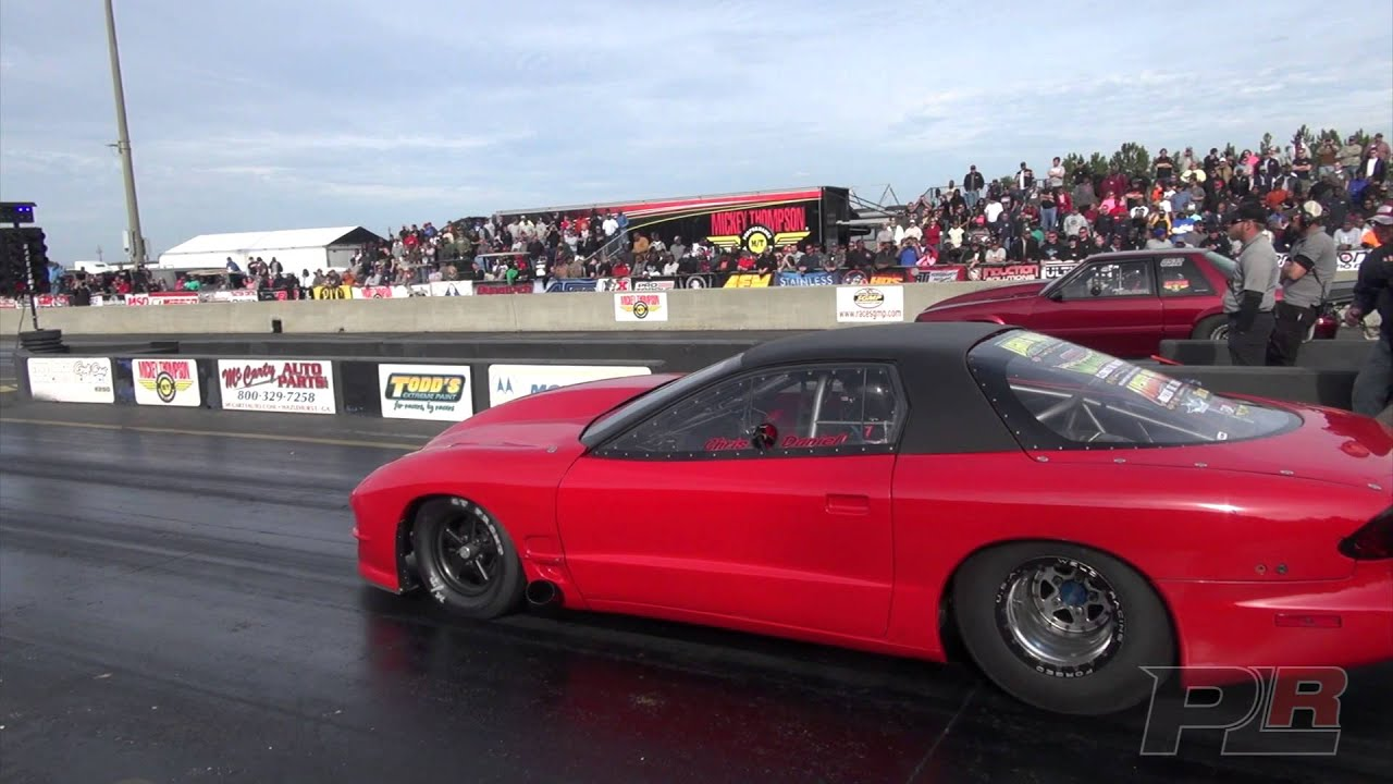 Chris Daniel\'s Turbo Firebird at Lights Out 6 - YouTube