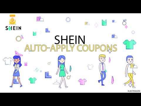 SHEIN Coupon - Auto Apply Coupons - Aliextension
