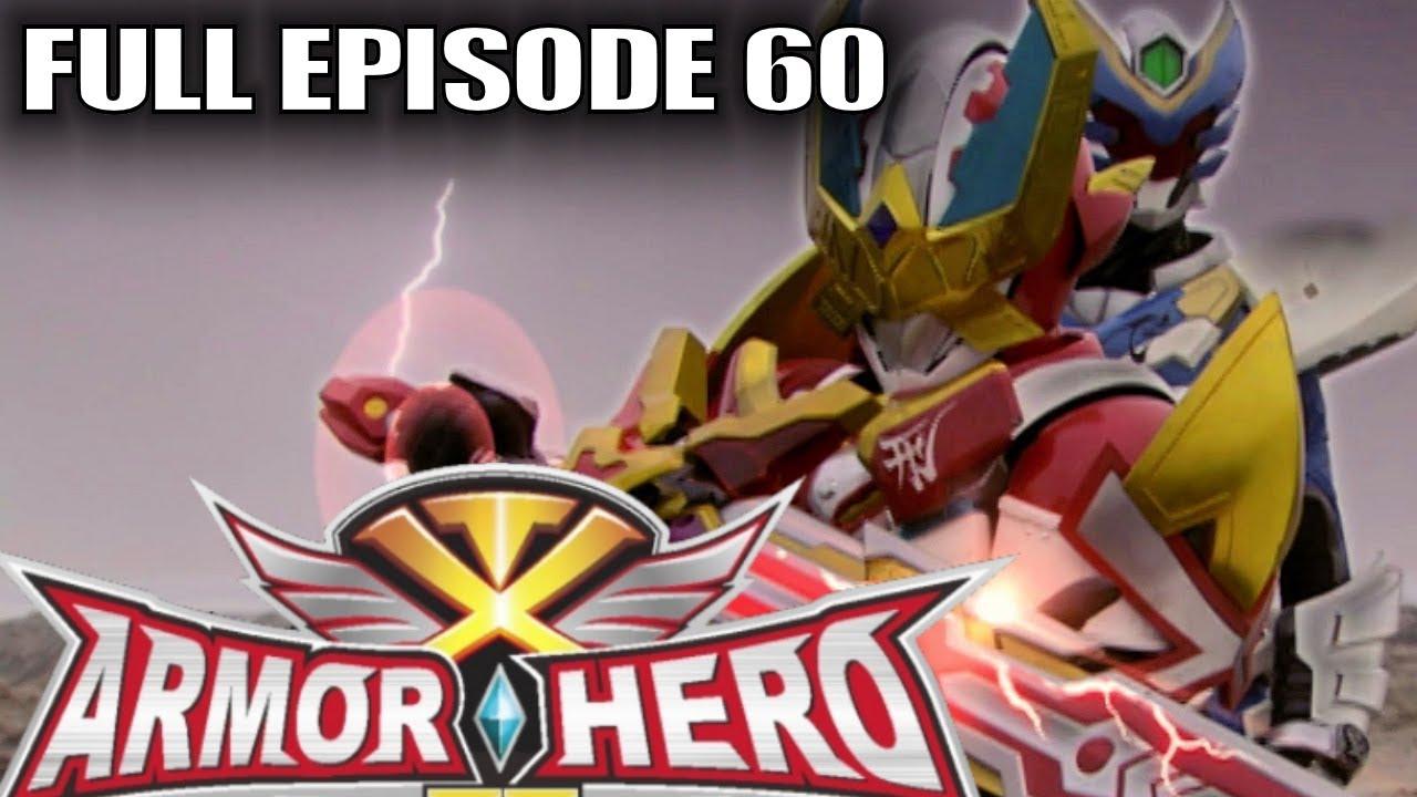 Armor Hero XT 60 - Official Full Episode (English Dubbing & Subtitle)