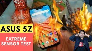 Asus Zenfone 5Z Extreme Sensors TEST Review