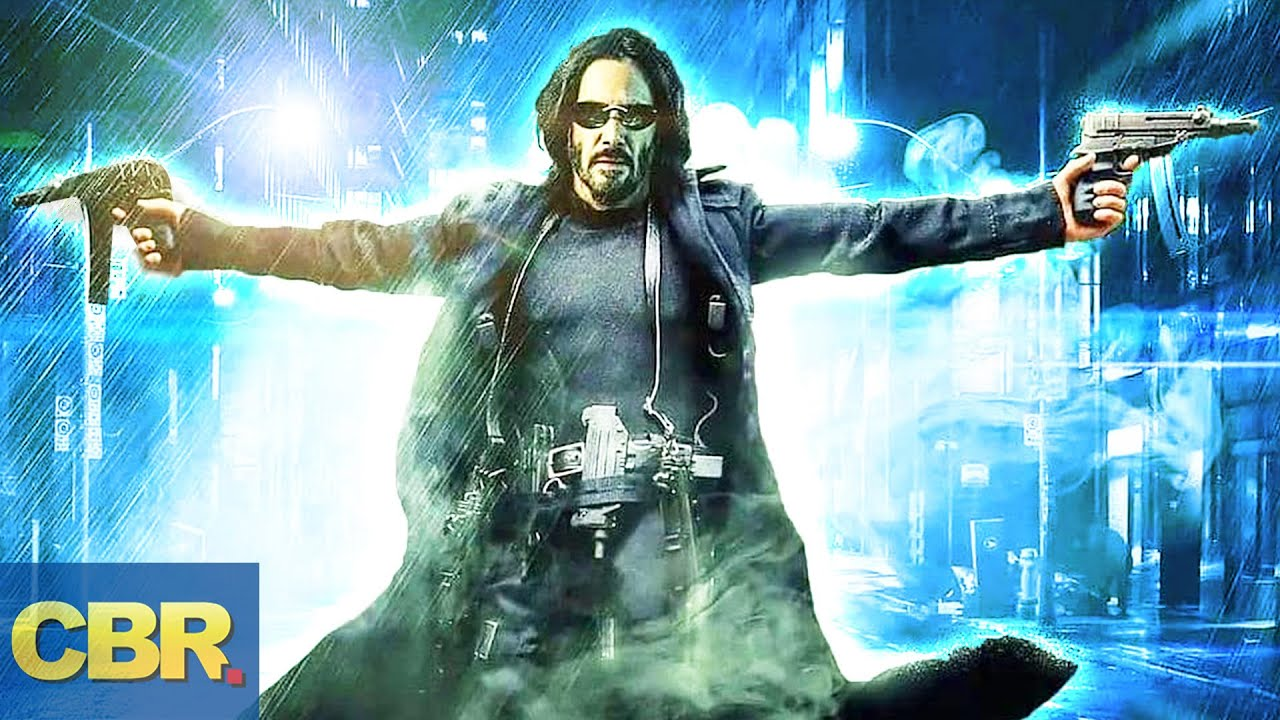 15 Restarts You Missed In The Matrix Resurrection