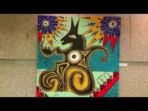 Abstract Cubist Paintings - Shlomo Az-ari