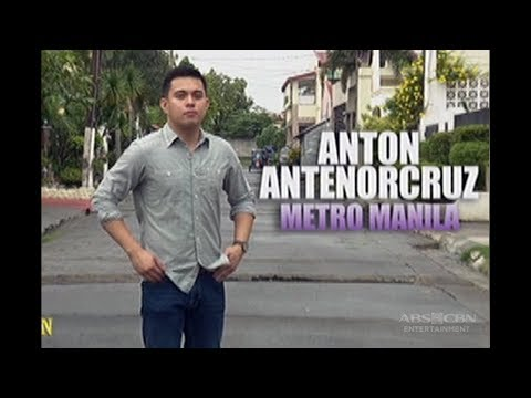 It's Showtime:Tawag ng Tanghalan-Anton Antenorcruz (Semi Final)