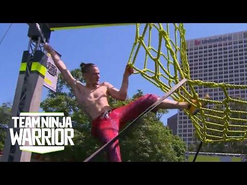 Season 2, Episode 7: Ian Dory and Thomas Stillings Go To The Wire | Team Ninja Warrior