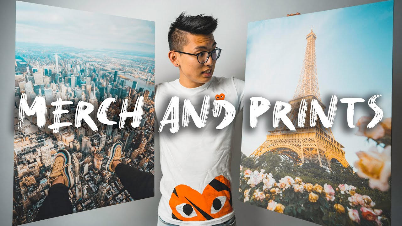 Nic Chae Merch And Prints The Store Is Here Youtube I make new videos every week about college, entrepreneurship. nic chae merch and prints the store is here