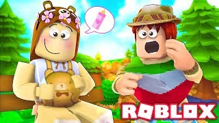 I AM BOUND IN ROBLOX! 😱🍼