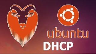 installation et configuration d'un serveur dhcp sous linux darija