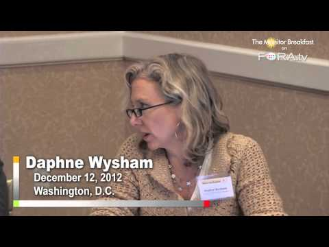 The Christian Science Monitor - Daphne Wysham on energy independence