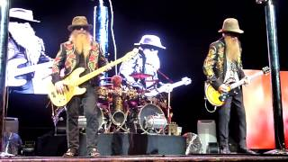 "ZZ TOP ""Sharp Dressed Man"