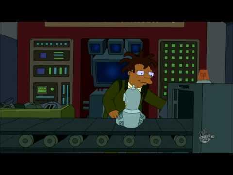 Futurama S06 E06  Hermes and Baby Bender