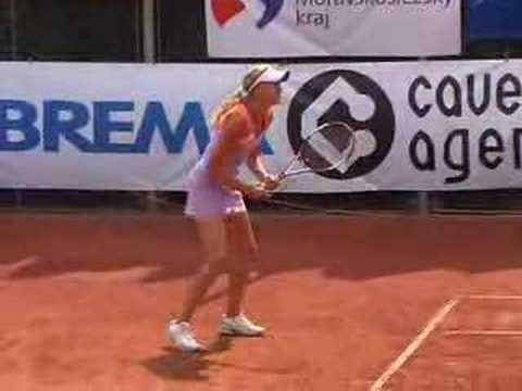 Kristina Mladenovic 2007