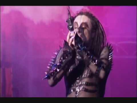 Cradle of Filth - Nymphetamine Live ( DVD )