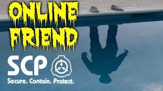 SCP-1715 Online Friend | Euclid  | Internet scp