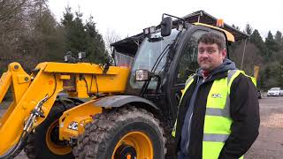 JCB series 3 Loadall