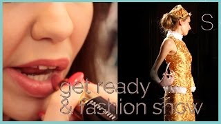 Get Ready With Me - FASHION SHOW & OUTFIT OF THE NIGHT Thumbnail