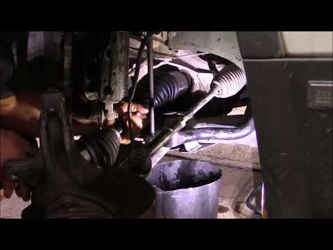 How To Replace The CV Joint -Axle on a Buick Enclave