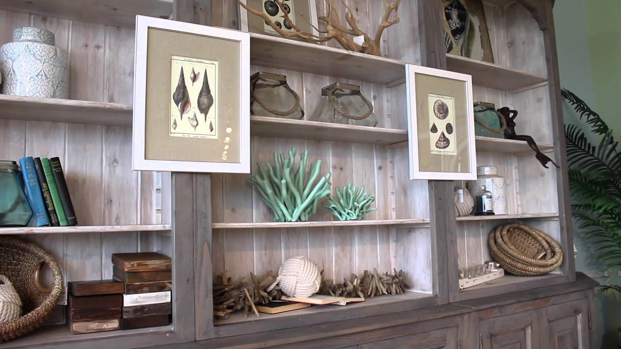 Reclaimed Wood Beach House Furniture