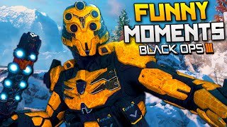 Black Ops 3 Funny Moments - Killcams, Group Specialists, Tin-Man! (BO3)