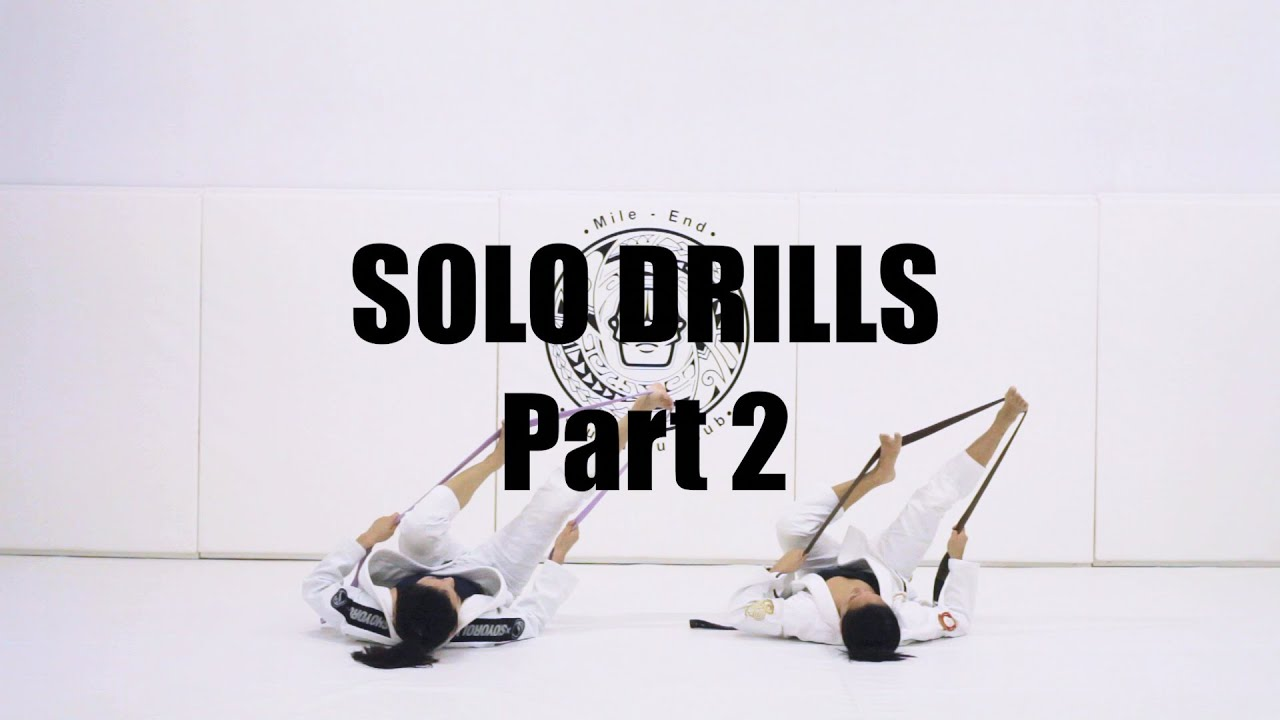SOLO DRILLS part 2
