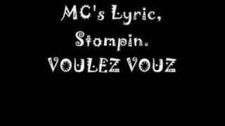 Mc Lyric - Voulez Vouz