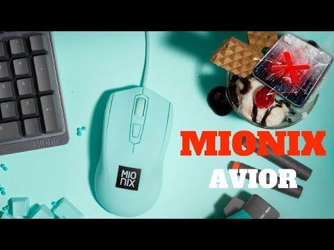 [Unboxing ITA] Mionix AVIOR Ice Cream