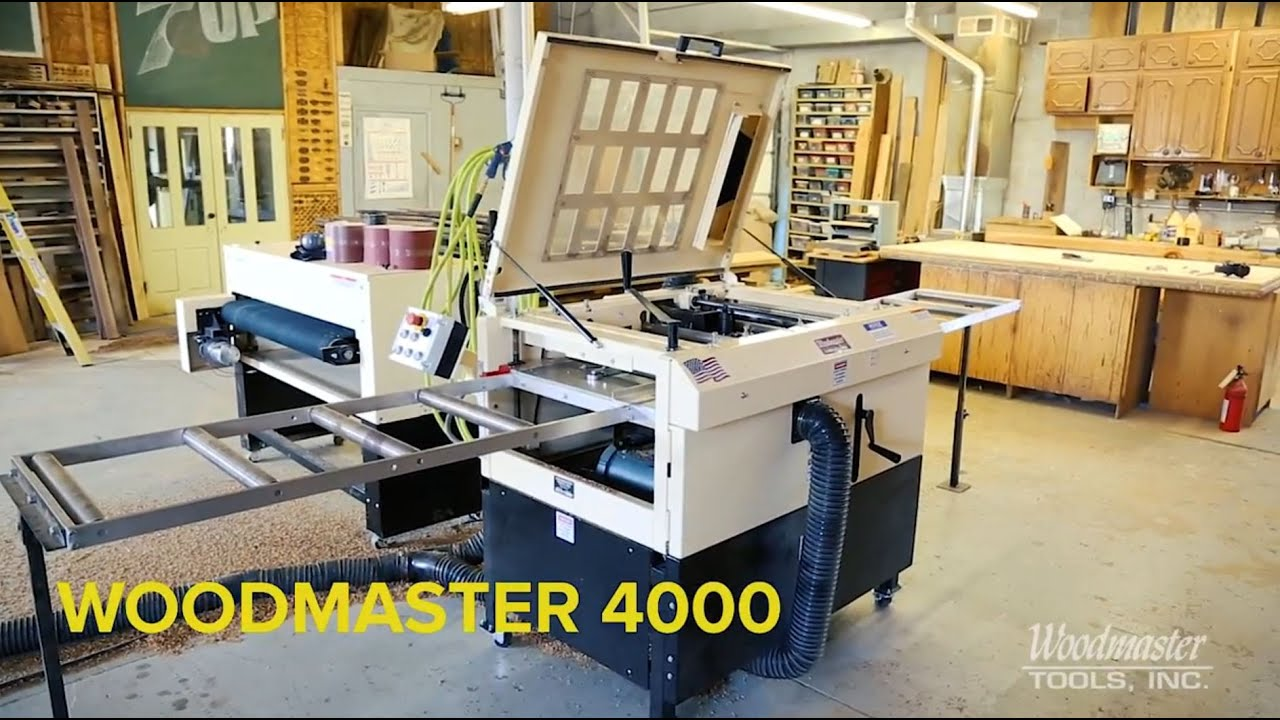 Woodmaster For Sale