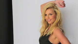 Britney Spears - Women's Health Mag (Extended Behind the Scenes)