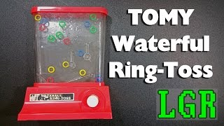 LGR - Tomy Waterful Ring Toss Review