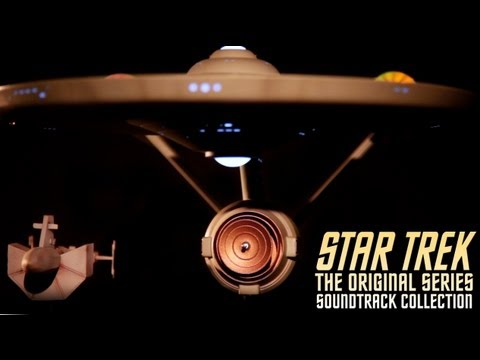 Star Trek: The Original Series Soundtrack Collection- Behind the Score