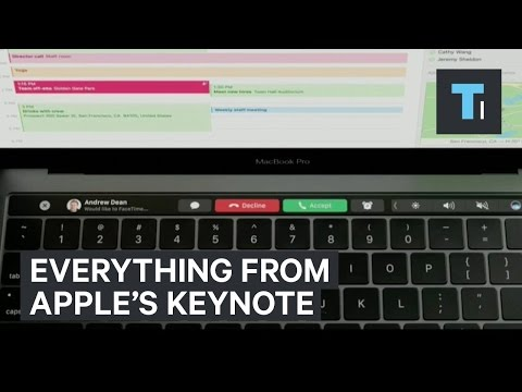 Everything you need to know from Apple's MacBook keynote