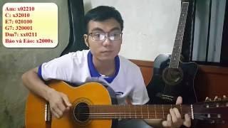 [Guitar] Hướng dẫn đệm hát: Tình Chúa cao vời - Lm Duy Thiên - Phan Đinh Tùng