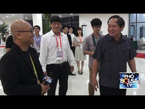Bên lề APEC 2017: Hỏi bất chợt với Bộ trưởng TT&TT Trương Minh Tuấn