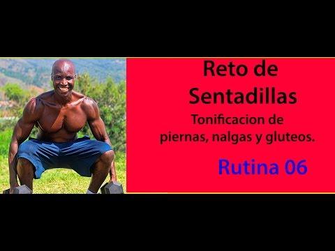 GLUTEOS Y PIERNAS SIN CELULITIS RUTINA  06