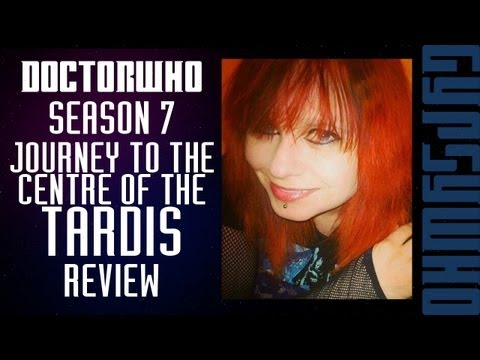Gypsy Who - Journey to the Centre of the TARDIS review - Doctor Who