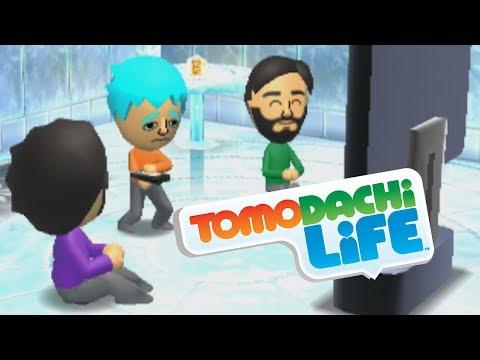 Everybody gets a Wii U | Tomodachi Life - Episode 5