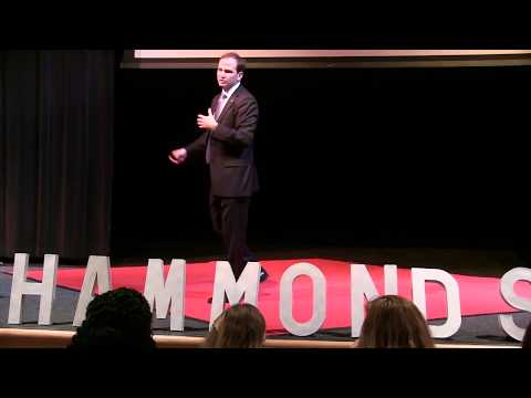 """Trust"" | Jay Richardson | TEDxHammondSchool"