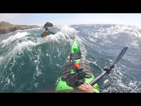 Pointe du Raz, Rough Water Sea Kayaking