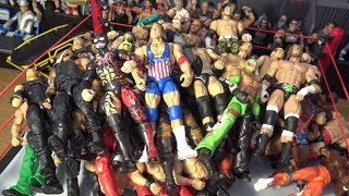 My Favorite WWE Figures