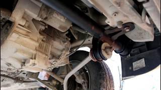 Замена передней балки ВАЗ 2110 2004 1,5 16кл Лада 2110 LADA