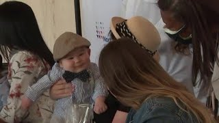 Moms on Being New Mothers During the Pandemic | NBC New York