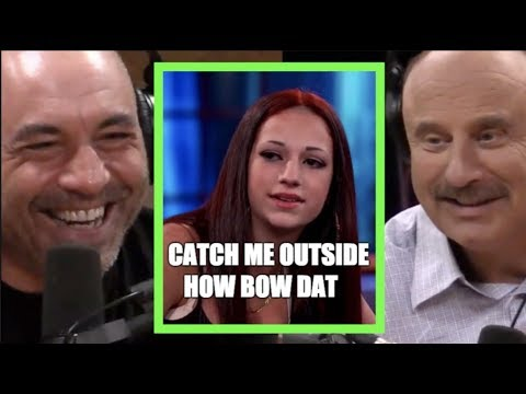 Denis Davis - Video: Dr Phil talks about Catch Me Outside girl