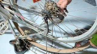 Elektrikli bisiklet yapımı