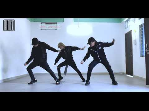 NCT 127  - 英雄; Kick It - dance cover - THE TREND